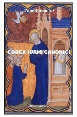 CODEX IURIS CANONICIS