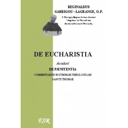 DE EUCHARISTIA
