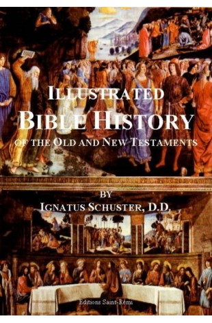 Illustrated Bible History of the Old and New Testaments