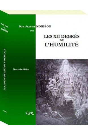 LES XII DEGRÉS DE L'HUMILITÉ