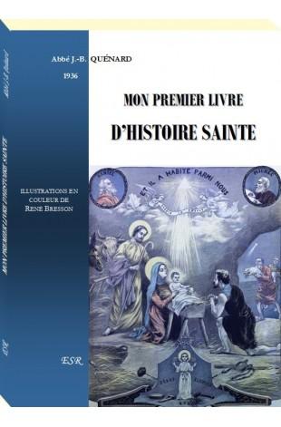 MON PREMIER LIVRE D'HISTOIRE SAINTE