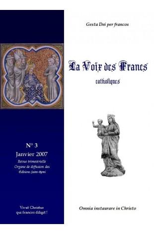 La Voix des Francs n°3