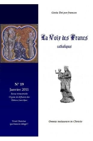 La Voix des Francs n°19