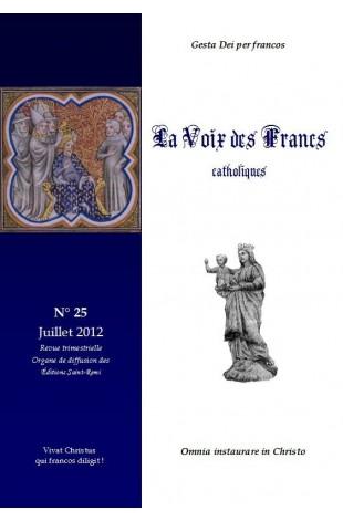 La Voix des Francs n°25