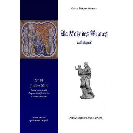 La Voix des Francs n°33
