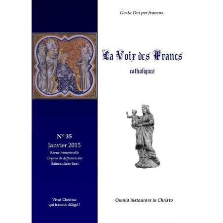 La Voix des Francs n°35