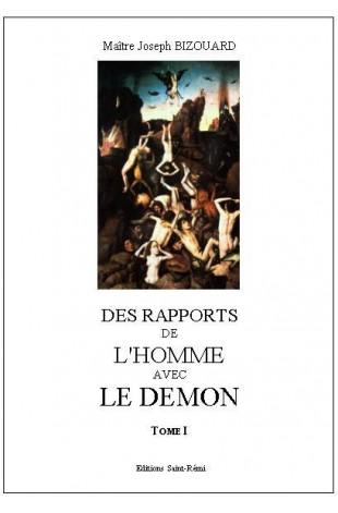 DES RAPPORTS DE L'HOMME AVEC LE DEMON