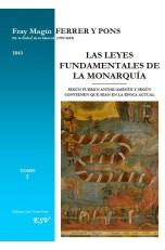 LAS LEYES FUNDAMENTALES DE LA MONARQUÍA.