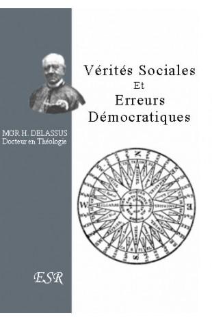 VERITES SOCIALES ET ERREURS DEMOCRATIQUES