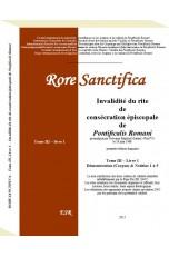 RORE SANCTIFICA, Invalidité du rite de consécration épiscopale de Pontficalis Romani - Partie III