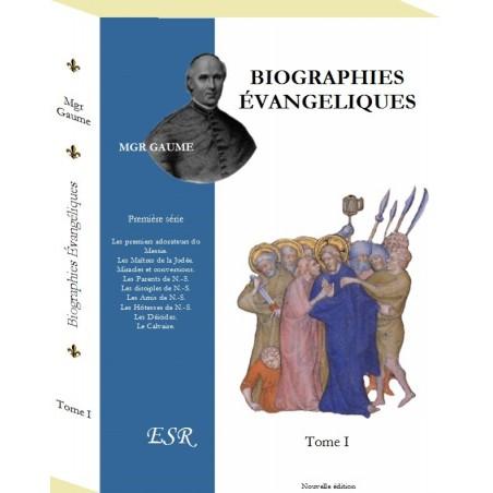 BIOGRAPHIES EVANGELIQUES