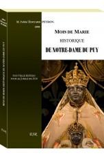 MOIS DE MARIE - HISTORIQUE DE NOTRE-DAME DU PUY