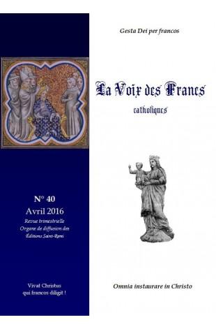 La Voix des Francs n°40