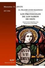 EL PELIGRO JUDIO-MASONICO - LOS PROTOCOLOSDE LOS SABIOSDE SION