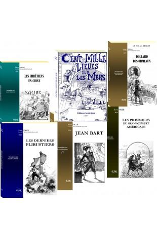COFFRET LÉON VILLE (14 titres)