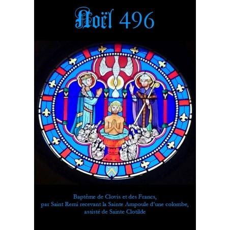 Prière des Francs (format carte postale)