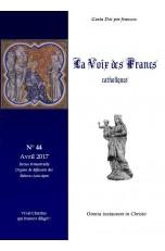 La Voix des Francs Catholiques 44