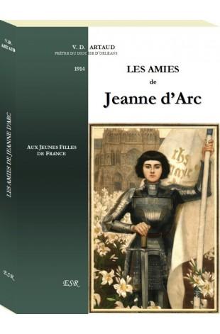 LES AMIES DE JEANNE D'ARC, aux filles de France