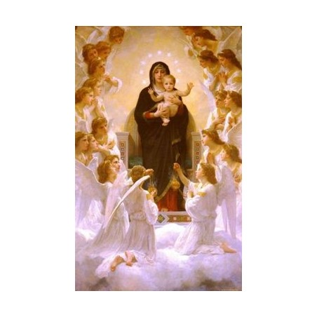 Auguste Reine des Cieux (prière)