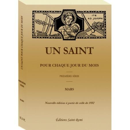 UN SAINT POUR CHAQUE JOUR DU MOIS - 1ère série - Janvier