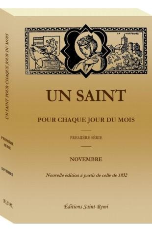 UN SAINT POUR CHAQUE JOUR DU MOIS - Août - 1ère série
