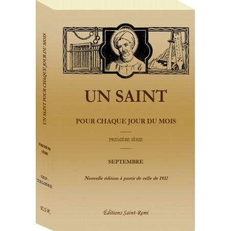 UN SAINT POUR CHAQUE JOUR DU MOIS - 1ère série