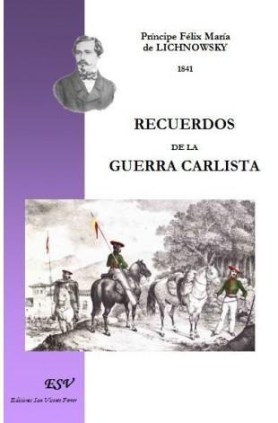 RECUERDOS DE LA GUERRA CARLISTA (1837-1839)