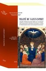 TRAITE DU SAINT-ESPRIT, couverture rigide et cahiers cousus. Les 2 tomes en 1.