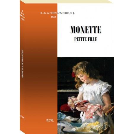 MONETTE PETITE FILLE