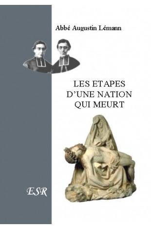 LES ETAPES D'UNE NATION QUI MEURT