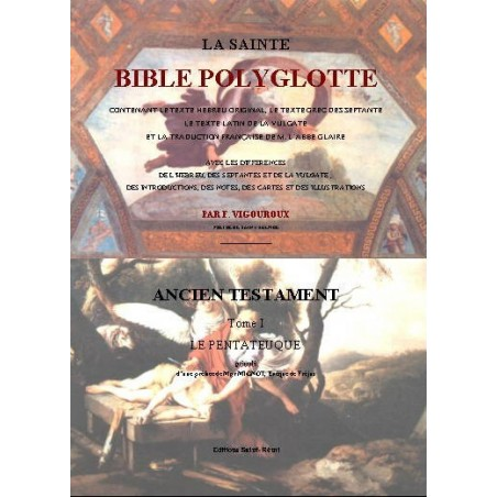 LA SAINTE BIBLE POLYGLOTTE