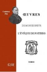 OEUVRES DE MONSEIGNEUR L'EVEQUE DE POITIERS