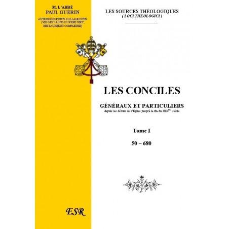 LES CONCILES GENERAUX ET PARTICULIERS