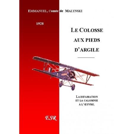 LA MISSION DU PEUPLE DE DIEU, 8ème part. LE COLOSSE AUX PIEDS D'ARGILE.