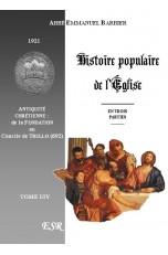HISTOIRE POPULAIRE DE L'EGLISE