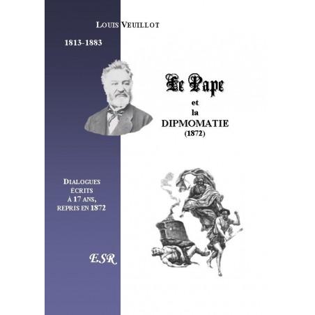 LE PAPE & LA DIPLOMATIE (1861)