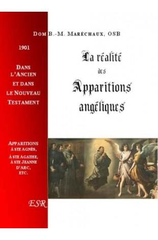 LA REALITE DES APPARITIONS ANGELIQUES