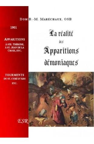 LA REALITE DES APPARITIONS DEMONIAQUES