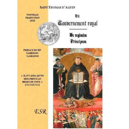 DU GOUVERNEMENT ROYAL