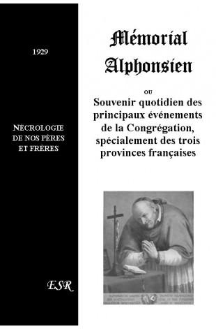 MEMORIAL ALPHONSIEN