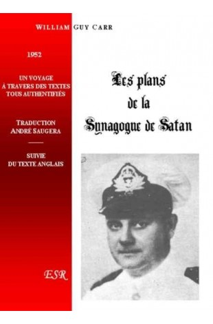 LES PLANS DE LA SYNAGOGUE DE SATAN