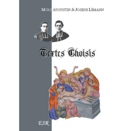 TEXTES CHOISIS DES ABBÉS LÉMANN