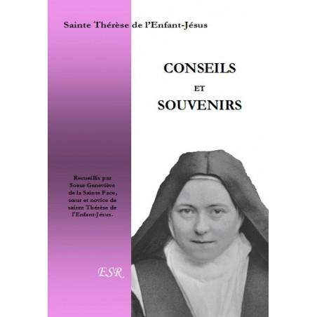 CONSEILS ET SOUVENIRS