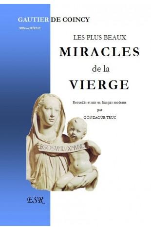 LES PLUS BEAUX MIRACLES DE LA VIERGE