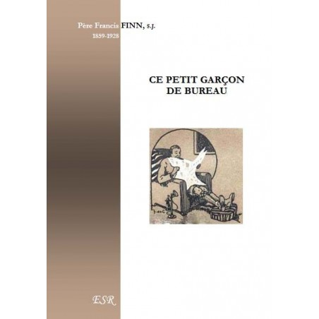 CE PETIT GARÇON DE BUREAU