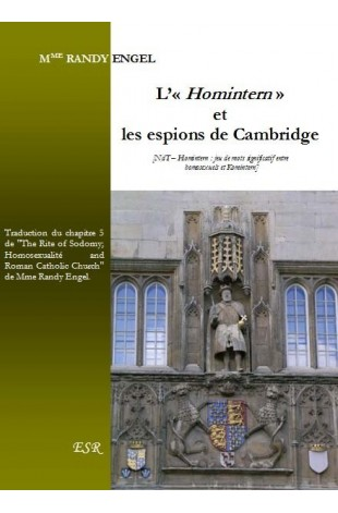 L'« HOMINTERN » ET LES ESPIONS DE CAMBRIDGE