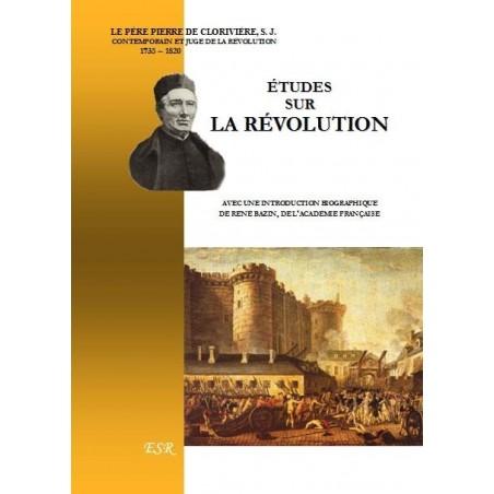 ÉTUDES SUR LA RÉVOLUTION