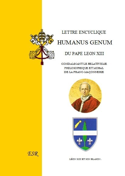"Lettre encyclique ""HUMANUM GENUS"""
