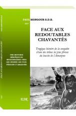 FACE AUX REDOUTABLES CHAVANTÈS