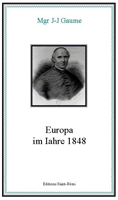Europa im Iahre 1848